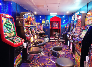 The Benefits of Antique Slot Machines